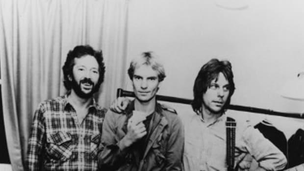 Eric Clapton, Sting, Jeff Beck
