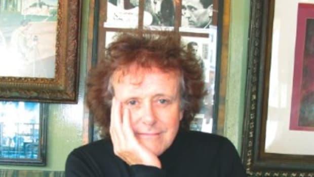 Folk Singer Donovan