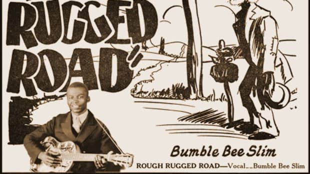 Bumble Bee Slim Rough Rugged Road