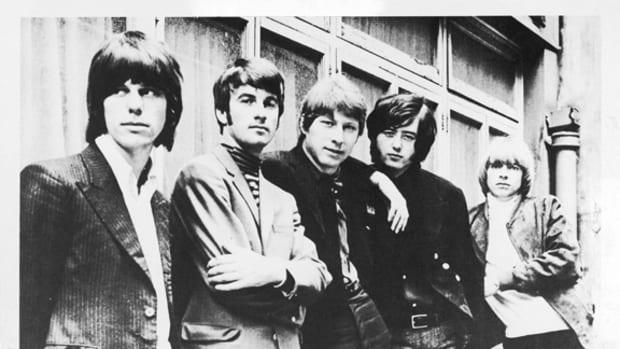 Yardbirds circa 1966