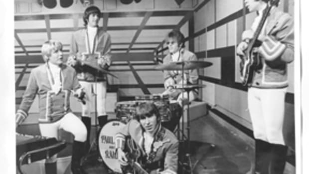The lineup of Paul Revere & The Raiders changed through the years, as did its name. Photo courtesy of Roger Hart