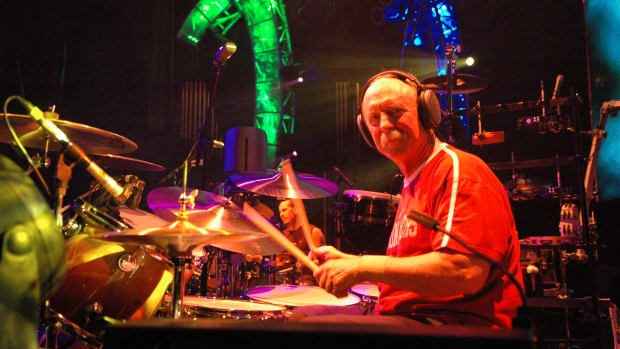 Butch Trucks has developed a website called Moogis for jam band music fans. Photo by Kirk West