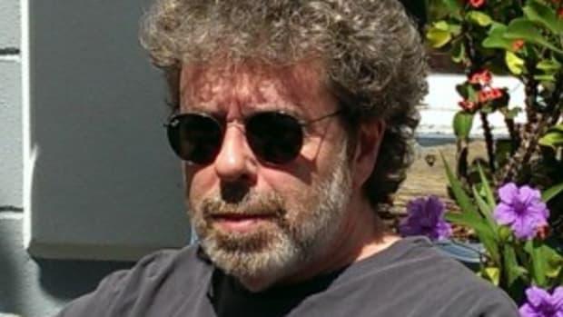 Dean Sciarra, owner of Classic Music Vault. Photo courtesy Dean Sciarra.