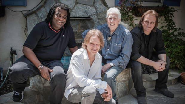 John Mayall Band Greg Rzab Rocky Athas