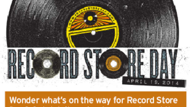 Record Store Day 2014 Releases