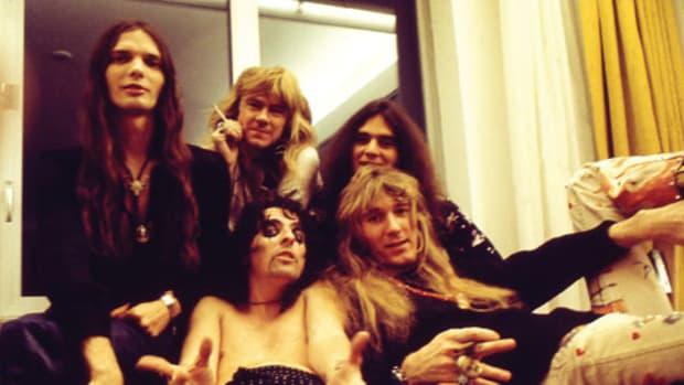 Alice Cooper Band 1973