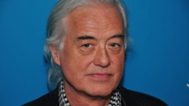 Jimmy Page told BBC 6 Music that he is working on some new music.
