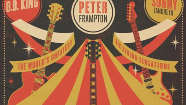 Frampton's Guitar Circus