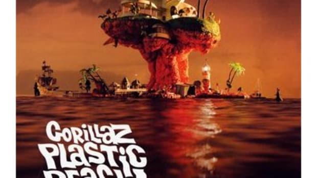 Plastic Beach is the latest album from Gorillaz.