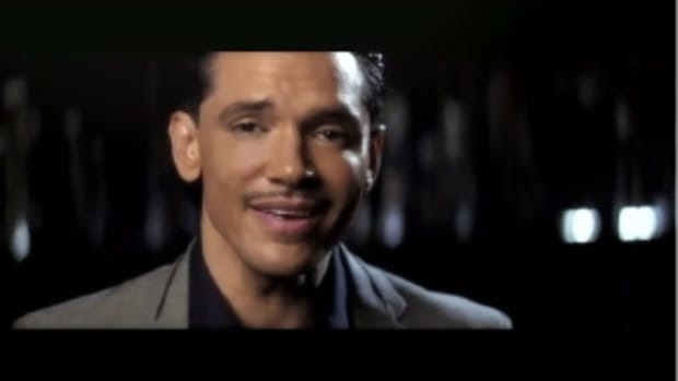 "El Debarge's video for ""Second Chance"""
