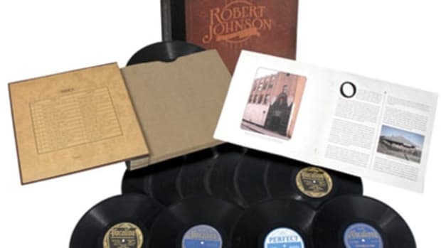 Robert Johnson New Vinyl Box Set