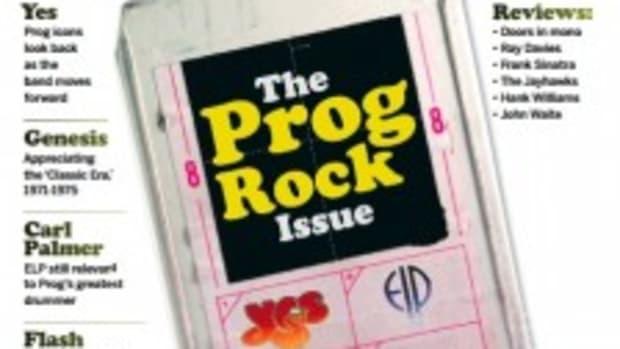 Goldmine Magazine February 2011: The Prog Rock Issue