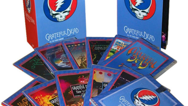 Grateful Dead All The Years Combine: The DVD Collection