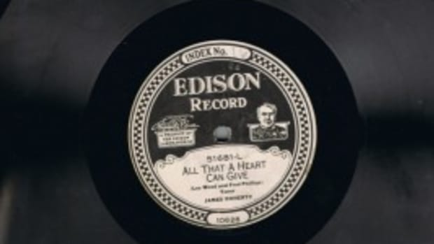 edison disc