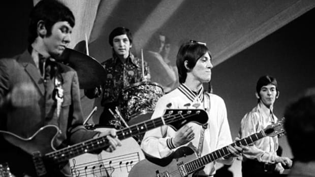 The Small Faces' sound was rooted in the American R&B of Booker T. and the MG's, Jimmy Reed and James Brown. Courtesy Jan Persson/CTS Images