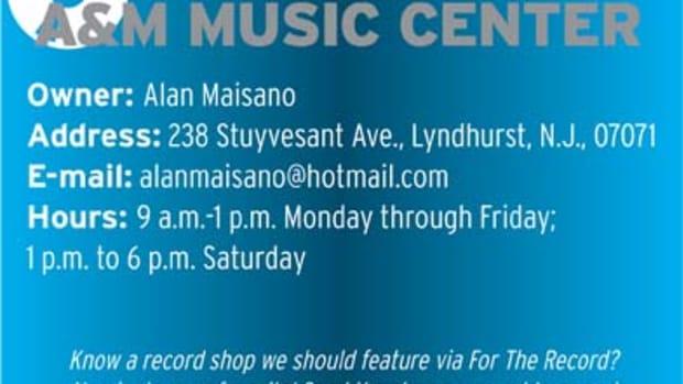 A&M Music Lyndhurst N.J.