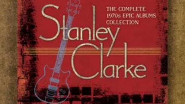 Stanley Clarke The Complete 1970s Epic Records Album Collection