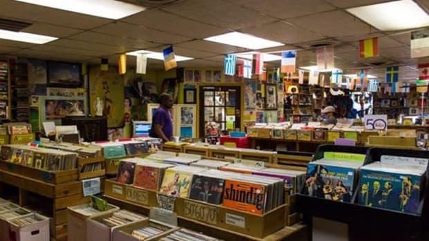 Charlemagne Record Exchange in Birmingham, Alabama