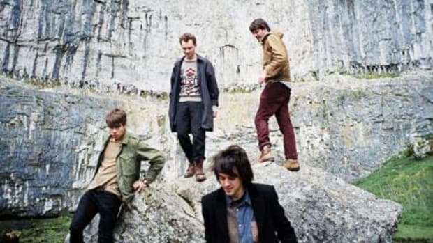 Klaxons recently discussed their new Surfing The Void album on XFM London.