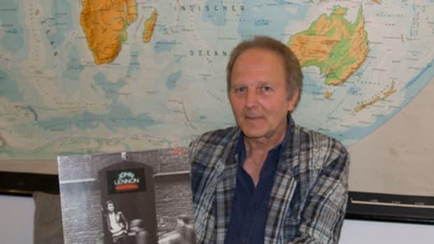 Jürgen Vollmer, 2010, photo by Chris M. Junior