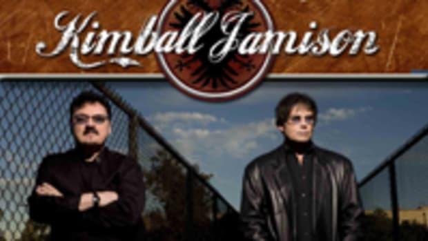 Kimball Jamison self-titled album