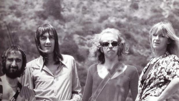 Fleetwood Mac 1974 publicity photo