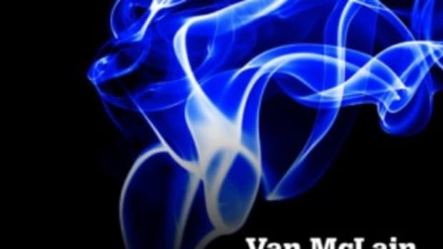 Van McLain New Blue