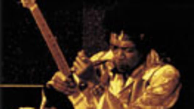 Jimi Hendrix Band of Gypsys Live at The Fillmore East