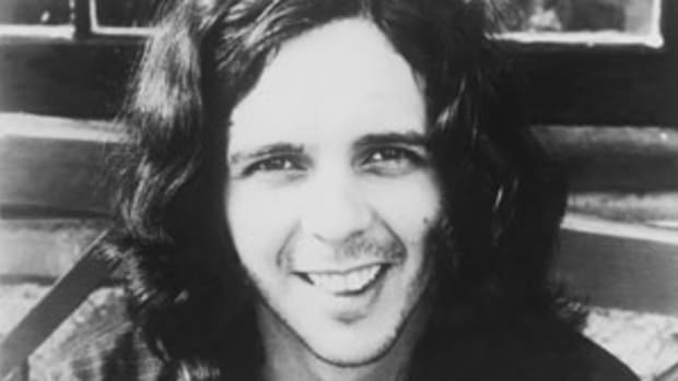 A publicity shot of Bobby Whitlock in the 1970s.