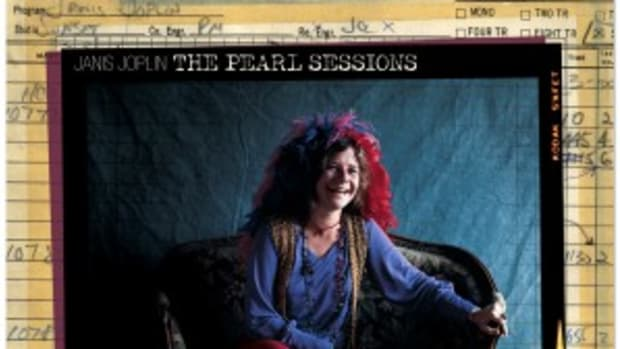 Janis Joplin The Pearl Sessions