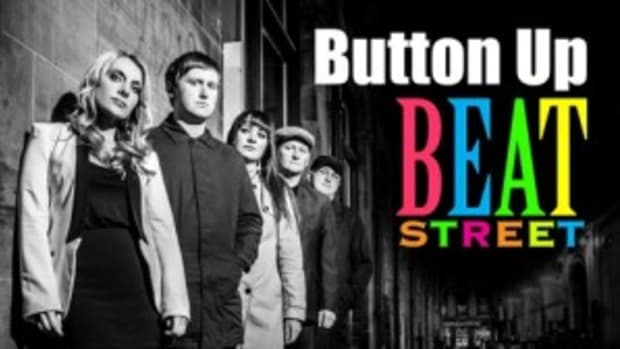 Beat Street, the third album by Glasgow-based Mod revival band Button Up, features a modern take on the classic Northern Soul sound.