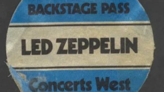 led zepp 1979 ribbon pass