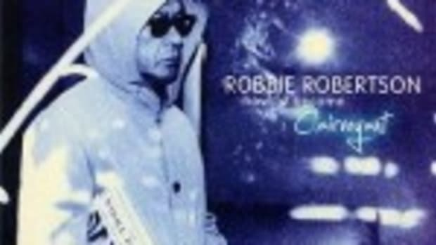 Robbie Robertson_Clairvoyant cover