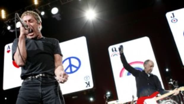 The Who will headline an all-star concert at London's HMV Hammersmith Apollo on January 13th in aid of the charity Killing Cancer. (Photo is from TheWho.com.)