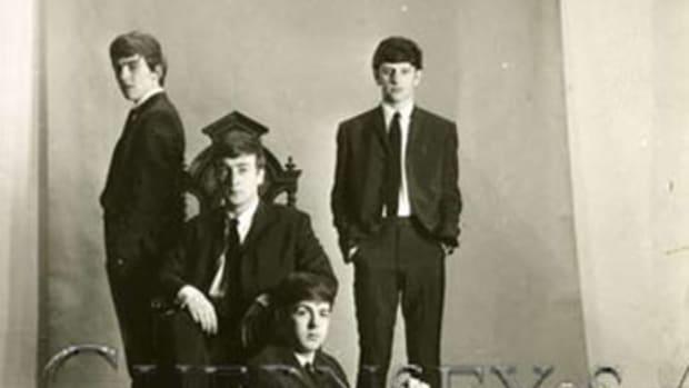 Beatles by Astrid Kirchherr