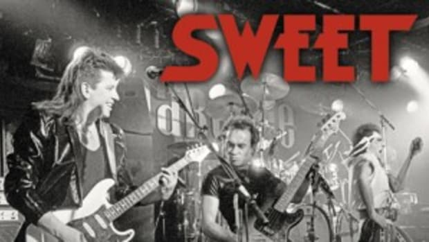 The Sweet Live at The Marquee