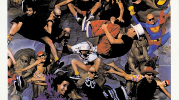 Red Hot Chili Peppers Freaky Styley