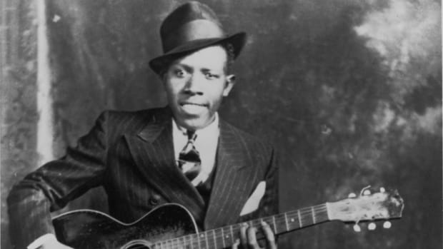 Robert Johnson 1935