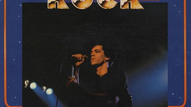 Historia De La Muscia Rock: Lou Reed album cover.