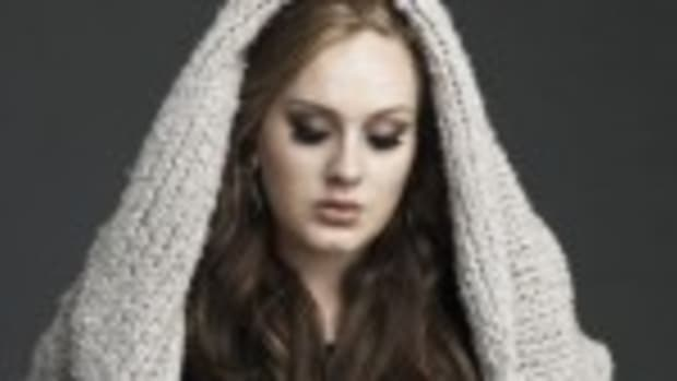 Adele (courtesy of Columbia Records)