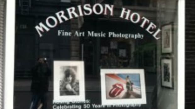 Morrison Hotel Gallery in New York