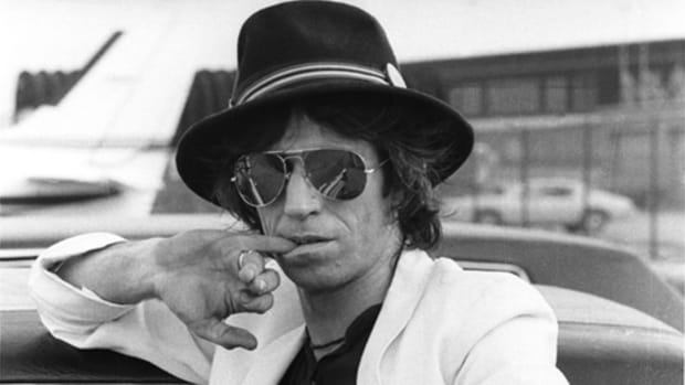 Keith Richards New Barbarians Henry Diltz photo