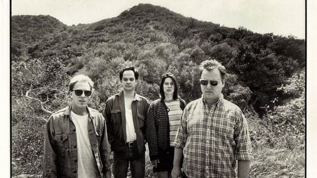 Pixies Elektra publicity photo