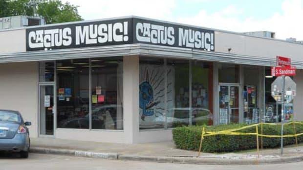 Cactus Music in Houston