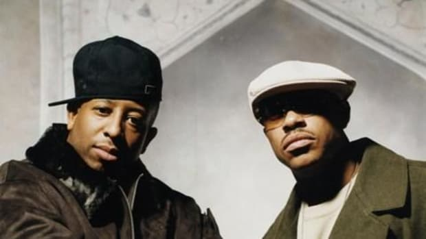 Guru (right) DJ Premier (left)