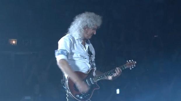 Queen + Adam Lambert Brian May