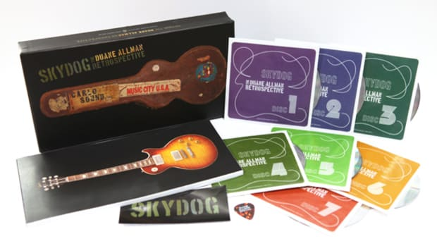 Skydog Duane Allman Box Set