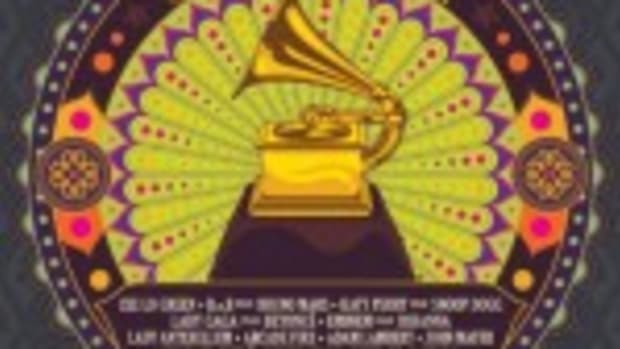 Grammy noms 2011 CD