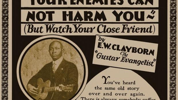 The Rev. E.W. Clayborn