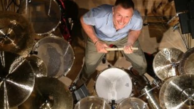 carl palmer from his website main page
